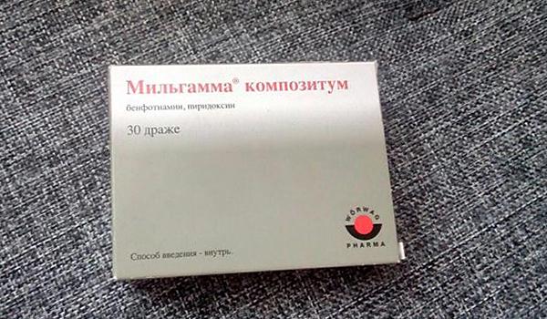 Мильгамма цена в Томске от 276 руб., купить Мильгамма, отзывы и инструкция по применению