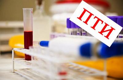 Протромбиновое время МНО (в крови) - Забор анализов на дому – 755-9395 - Столица-Медикл