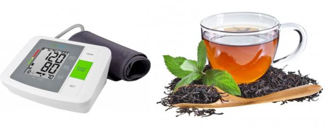 какой чай понижает кислотность