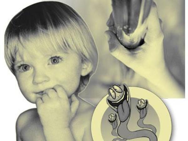 Лямблиоз: симптомы и лечение у взрослых и детей, фото