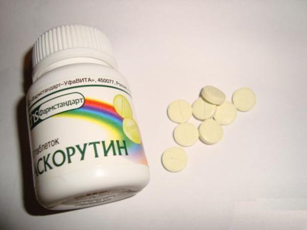 Как принимать Аскорутин для укрепления стенок сосудов: отзывы при профилактике купероза