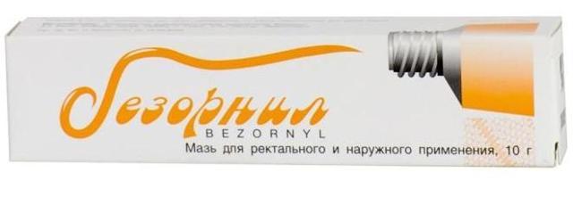 Мазь Безорнил: описание и противопоказания, отзывы и цены