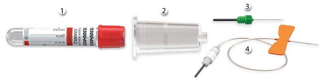Вакутейнеры для забора крови – виды, предназначение, особенности использования