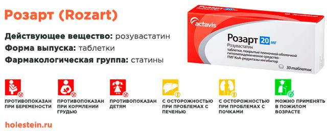 Розарт - 8 отзывов, цена от 97 руб., инструкция по применению