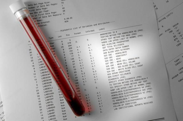 Анализ крови на РМП (реакция микропреципитации): что это такое, расшифровка результатов, показания к исследованию