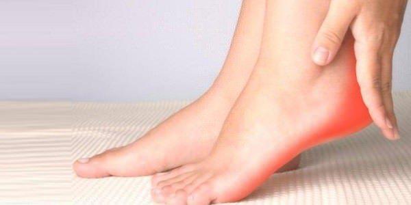Болит пятка, больно наступать: как лечить, почему болит