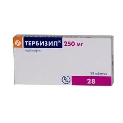 Тербизил – инструкция по применению, дозы, показания