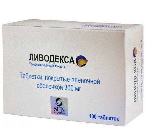 Инструкция по применению Ливодекса, цена и аналоги препарата