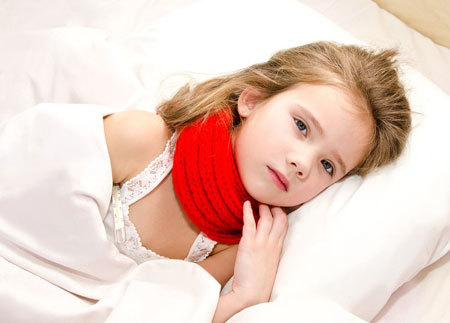 Тонзилотрен: инструкция по применению для детей