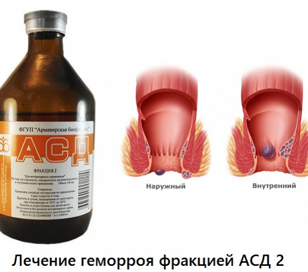 АСД фракция 2 применение для человека - инструкция, отзывы, польза и вред