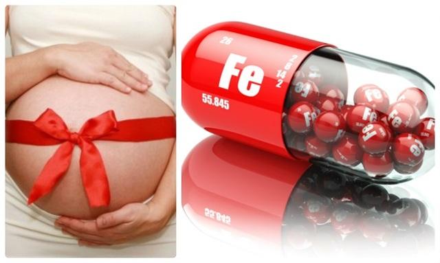 Анемия при беременности — Беременность. Беременность по неделям.
