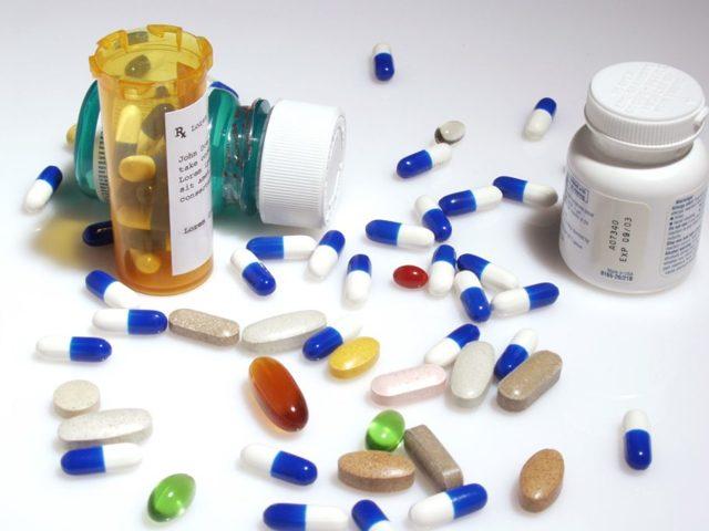 Артериальная гипертензия таблетки - Справочник болезней