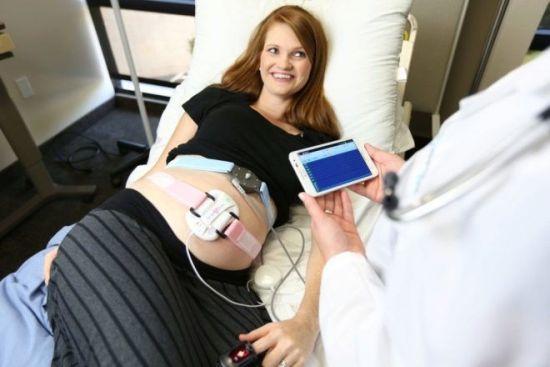 ЭКГ при беременности. Норма и причины отклонений