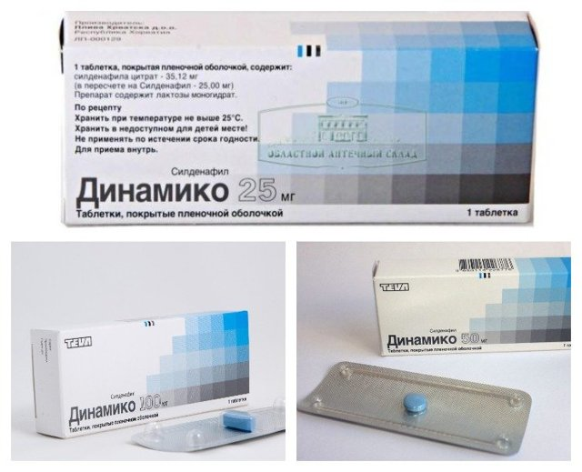 Динамико - 5 отзывов, цена от 96 руб., инструкция по применению