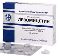 Левомицетин – инструкция по применению, описание, отзывы