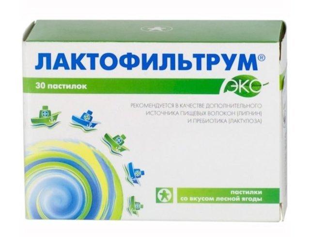 Лактофильтрум - официальная инструкция по применению, аналоги